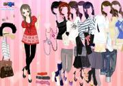 Pink Chique Dressup 2