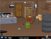 Room Escape-Power Machine на FlashRoom