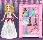 Barbie in Royal Gowns на FlashRoom