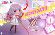 Игра Wednesday Dress Up фото