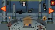 Игра Побег из жуткого замка на FlashRoom
