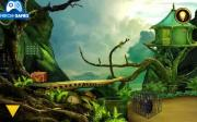 Игра Спасение шимпанзе на FlashRoom