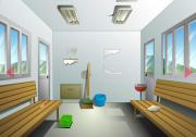 Waiting room escape на FlashRoom