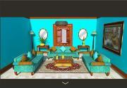 Turquoise Room Escape на FlashRoom