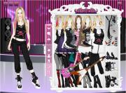 Игра Avril Lavigne Dress Up фото