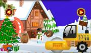 Игра Christmas Find The Snowman фото