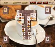 Coffee Mahjong на FlashRoom