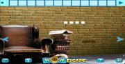 Bricks Room Escape на FlashRoom