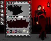 Gothica Dress up на FlashRoom