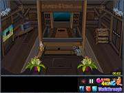 Игра Wooden Hut Escape фото