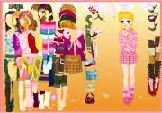 Dress Up Doll на FlashRoom