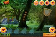 Игра Cloudy Forest Escape фото