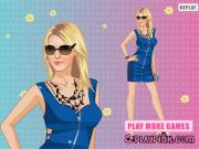 Mandy Moore Dress Up на FlashRoom