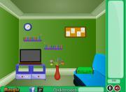 Green Small Room Escape на FlashRoom