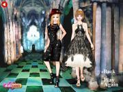 Gothic Show на FlashRoom