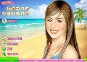 Miley Cyrus Makeup на FlashRoom