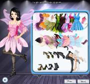 Fairy Costumes на FlashRoom