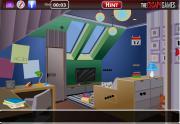 Fresh Attic Living Room Escape на FlashRoom