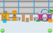 Игра Побег с конфетной фабрики на FlashRoom