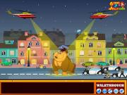 Игра King Kong City Escape фото