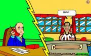 Obama Hellboy на FlashRoom