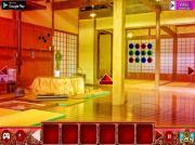Игра Традиционный японский дом на FlashRoom