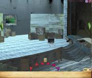 Игра Collapsed Theatre Escape на FlashRoom