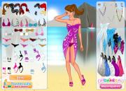 Игра Swimsuits Dress Up фото