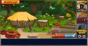 Forest Wooden Hut Escape на FlashRoom