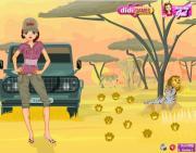 Safari Girl  на FlashRoom