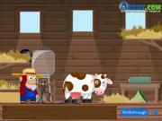 Игра Flip The Farmer на FlashRoom