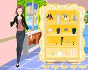 Girl Dress Up Makeover 3 на FlashRoom