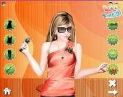Hannah Montana Dress Up на FlashRoom
