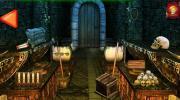 Игра Побег с тёмного коттеджа на FlashRoom