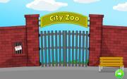 Игра Побег из городского зоопарка на FlashRoom