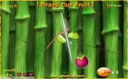 Crazy Cut Fruit на FlashRoom