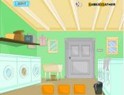 Gathe Escape - Laundry House на FlashRoom