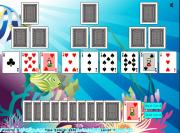 Undersea Adventure Solitaire на FlashRoom