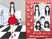Игра Girl in Red на FlashRoom