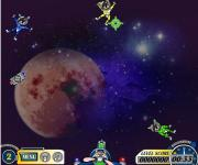 Ragdoll Space Shooter на FlashRoom