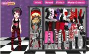 Emo Sweetheart Dress Up на FlashRoom