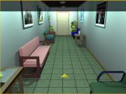 Hallway Escape на FlashRoom