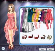Empire Dresses на FlashRoom