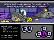 Игра Alien Hominid на FlashRoom