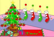 Merry X Mas на FlashRoom