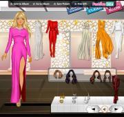 Slash-Leg Dresses на FlashRoom