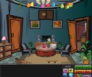 Night Hall Escape на FlashRoom