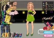 Dance Party Dress Up на FlashRoom