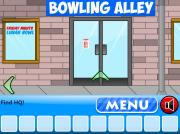Игра Find HQ Bowling Alley на FlashRoom