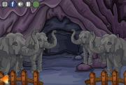 Игра Mystery Of Egypt Elephant Cave фото